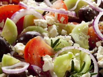 Country Greek salad